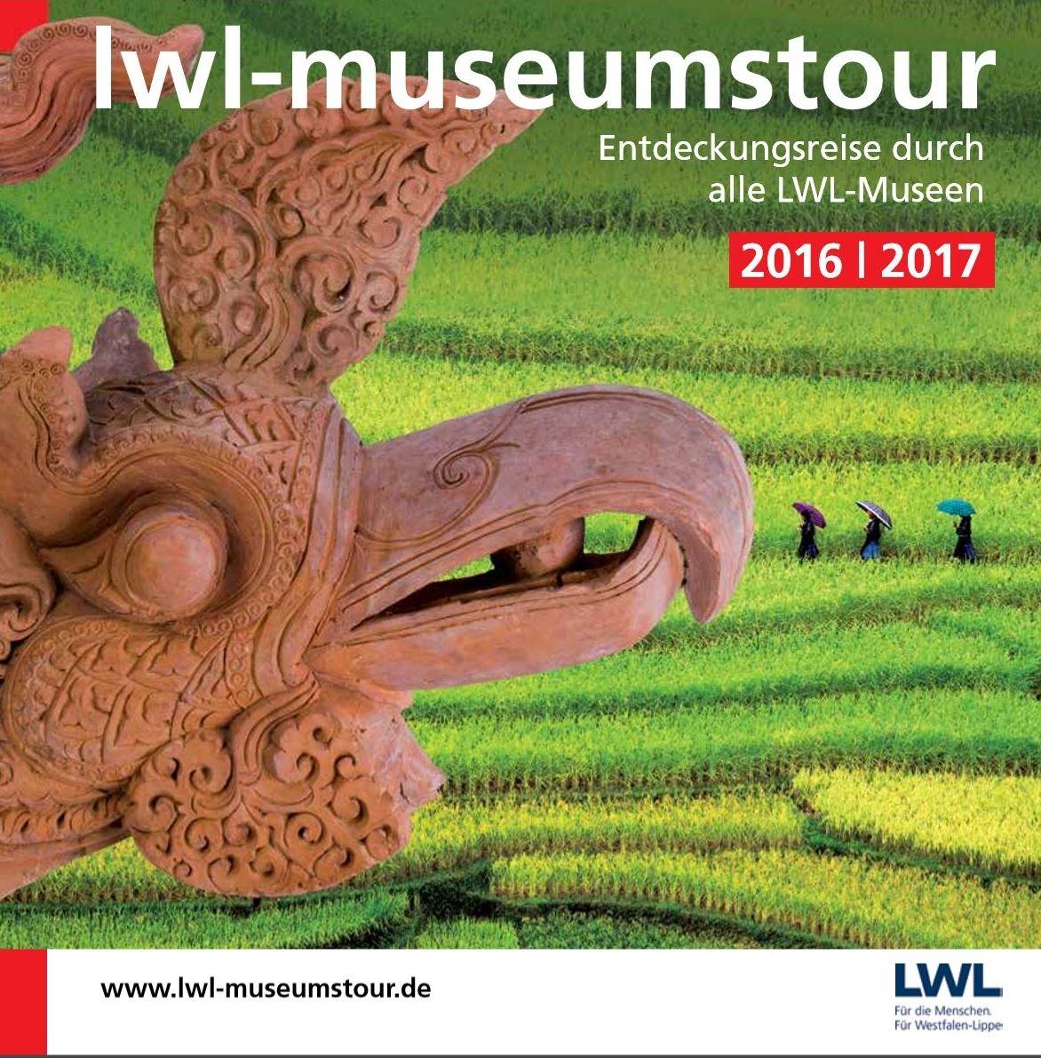Ansehen LWL Broschüre Museumstour 2017