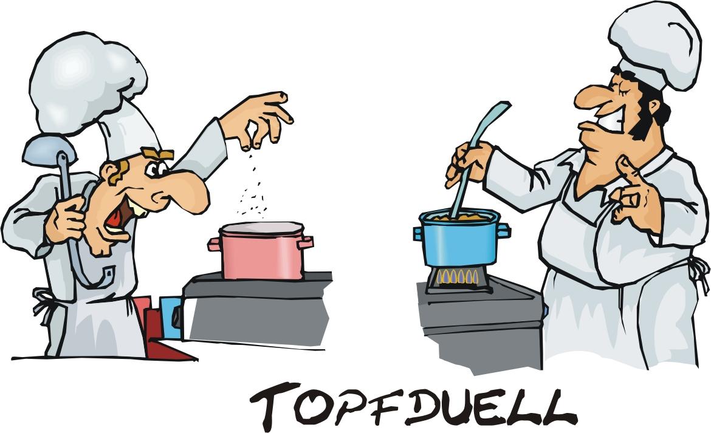 Topfduell – Tischlein deck dich