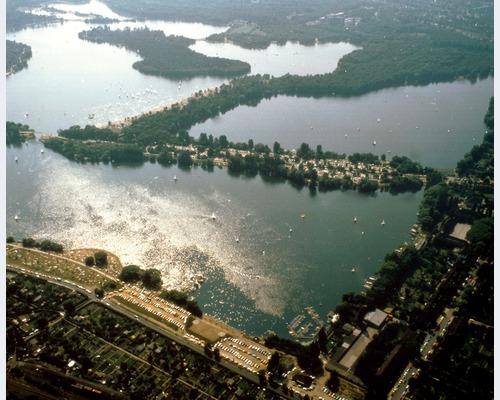Ausflug zur 6-Seen-Platte in Duisburg am 24.7.16