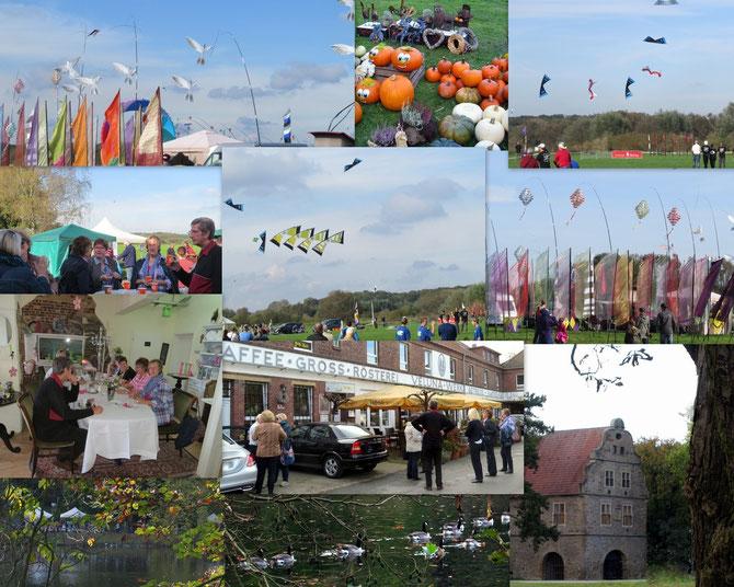 Zehn ZWAR'ler zum Drachenfest in Lünen