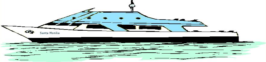 "Ausflug mit Fahrgastschiff  ""Santa Monika"" (Mai/August)"
