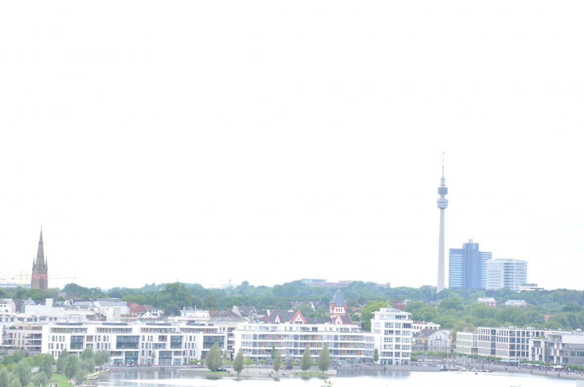 Halden im Ruhrgebiet