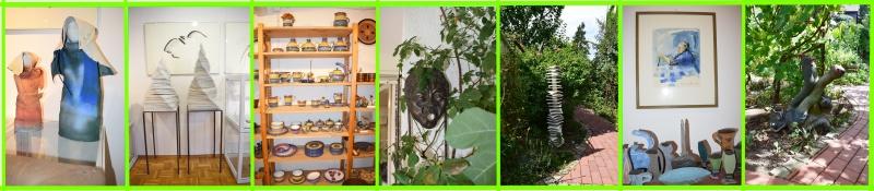 Unser Besuch des Keramik-Ateliers Gisela Lücke in Unna-Massen