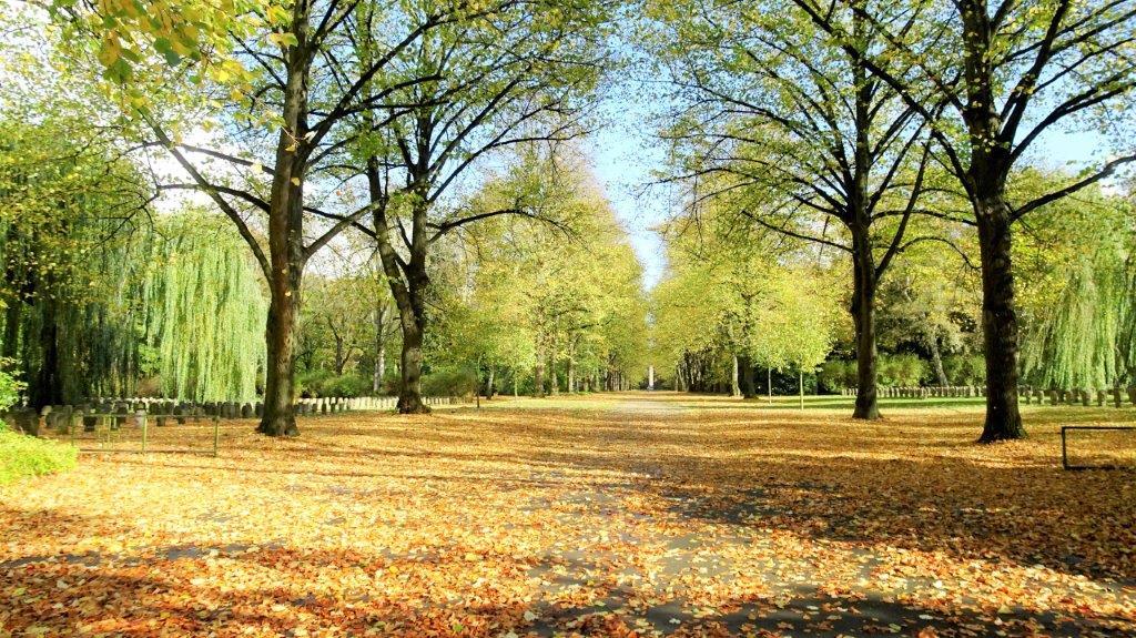 Multimedia-Vortrag über den Dortmunder Hauptfriedhof