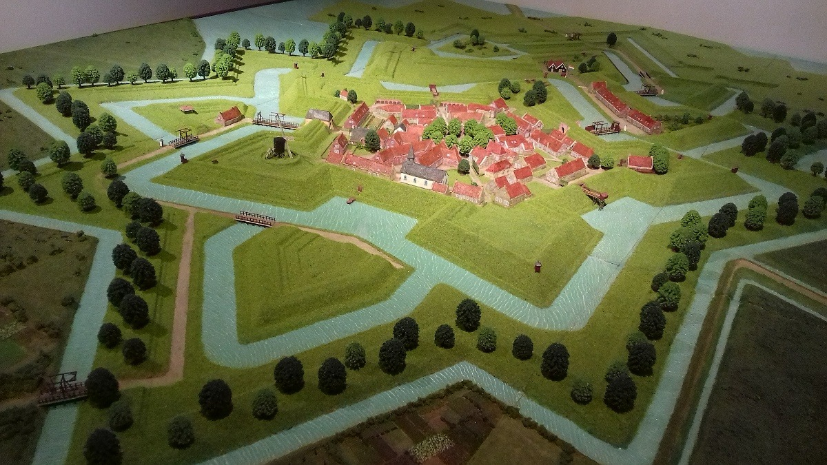 Museumsdorf Bourtange