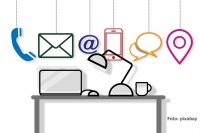 Office Funktionen Smartphone