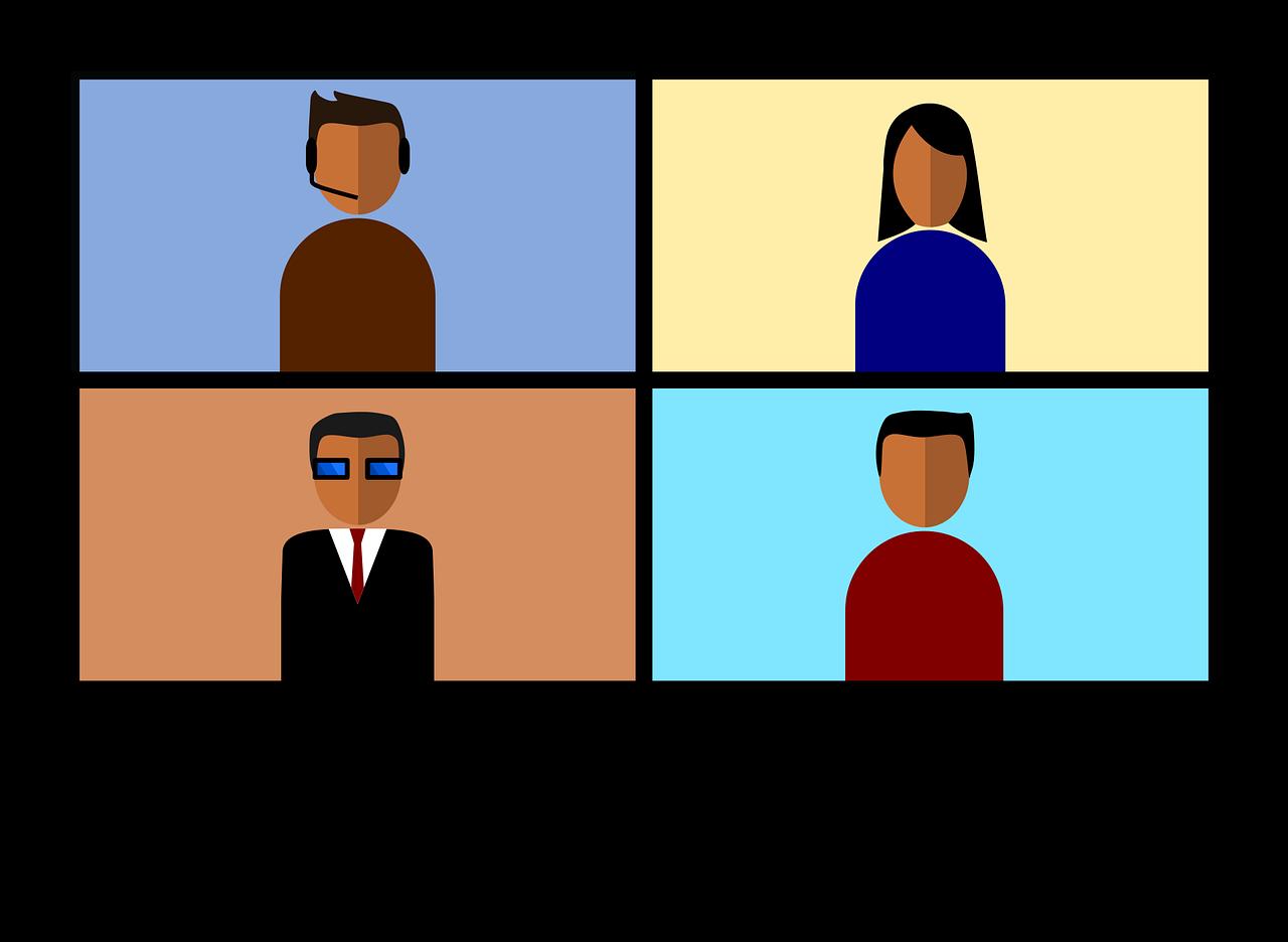 Basistreffen – jetzt als Online-Videokonferenz